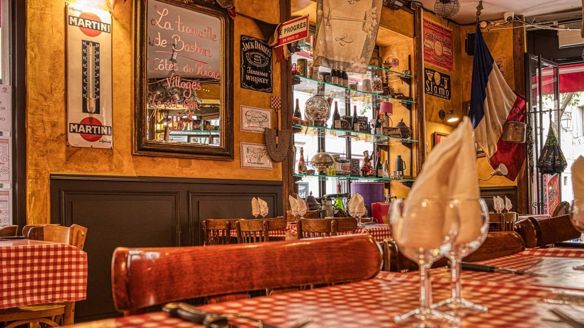 Le Bouchon St Roch - Restaurant Montpellier