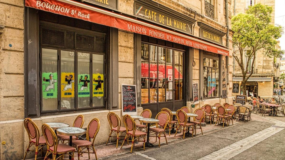 Le Restaurant - Le Bouchon St Roch - Restaurant Montpellier